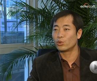 张志伟律师接受CCTV1《焦点访谈》栏目采访